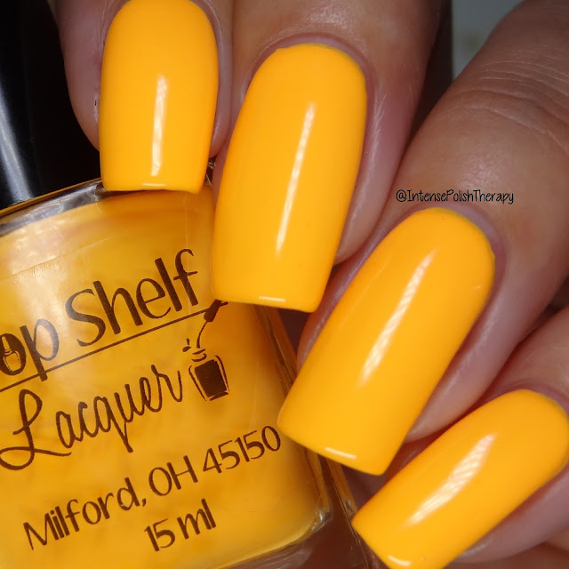 Top Shelf Lacquer - Mango Acai Smoothie