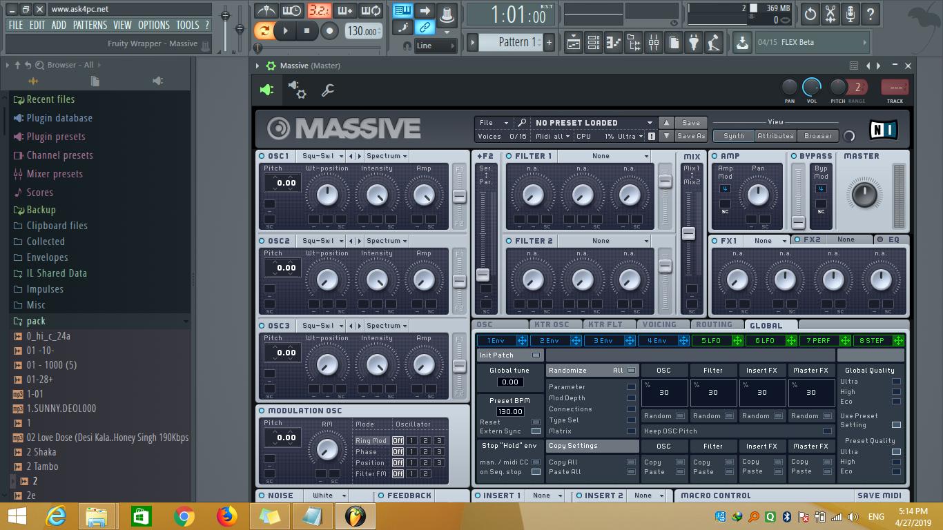 How to install full version in massive vst fl studio- massive vst