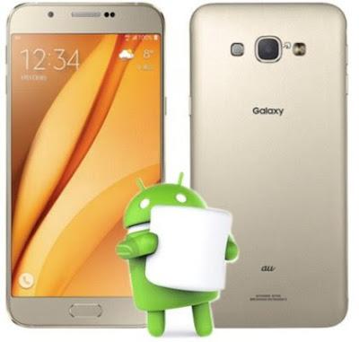 Samsung Galaxy A8 2016 SM-A810YZ 6.0.1 Marshmallow Firmware