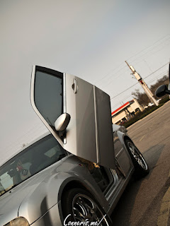 Chrysler 300 Lambo Door