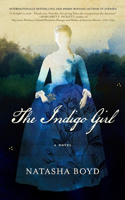 ARC Review: The Indigo Girl by Natasha Boyd