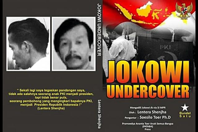 "Bambang Tri Mulyo Penulis Buku ""Jokowi Undercover"" Dituntut Empat Tahun Bui"
