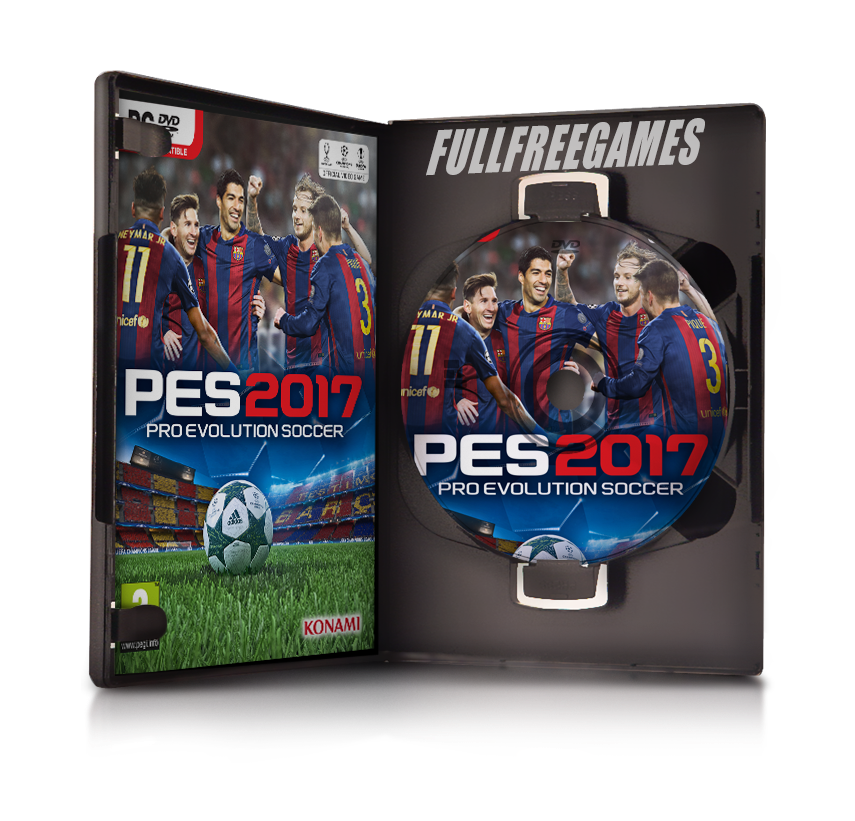 pes 2017 cpy crack only