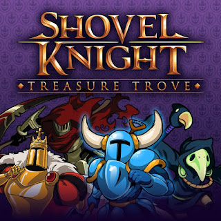 Shovel Knight Treasure Trove 3DS Cia - isoroms com