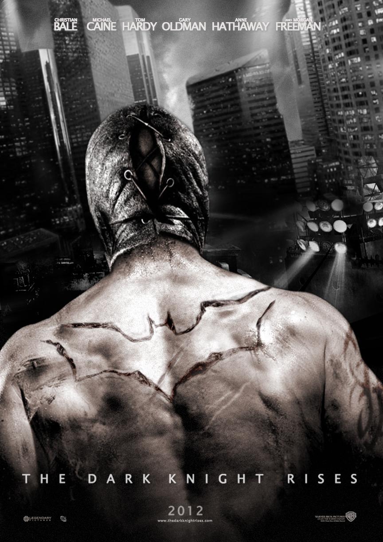 The Dark Knight Trilogy 4K Blu-ray