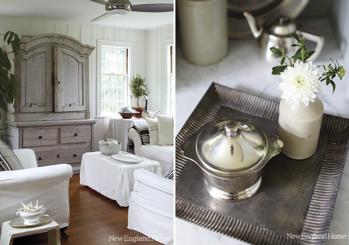 una casa di charme shabby chic interiors. Black Bedroom Furniture Sets. Home Design Ideas