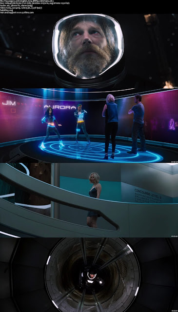 Passengers 2016 BRRip 720p English