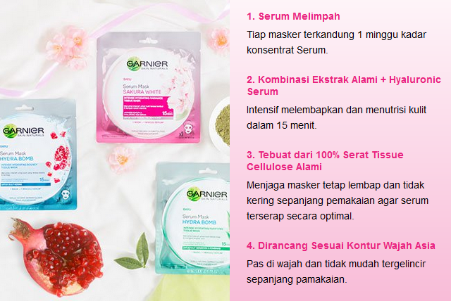Unboxing dan Review Garnier Serum Mask