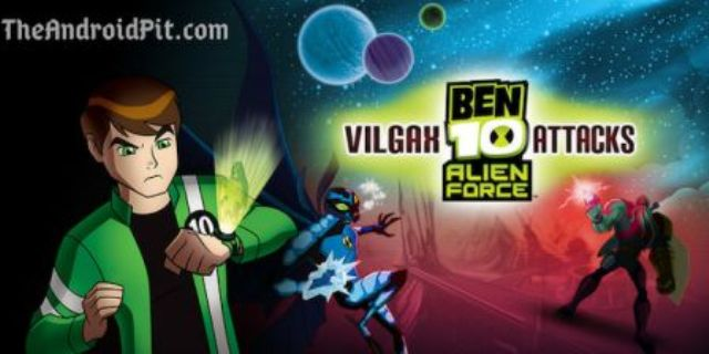 Ben 10: Alien Force Vilgax Attacks: Size 763 MB