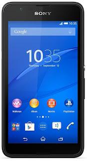 Cara Flashing Sony Xperia E4G E2003 dengan mudah