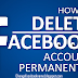 2 Way to Delete Your Facebook Account