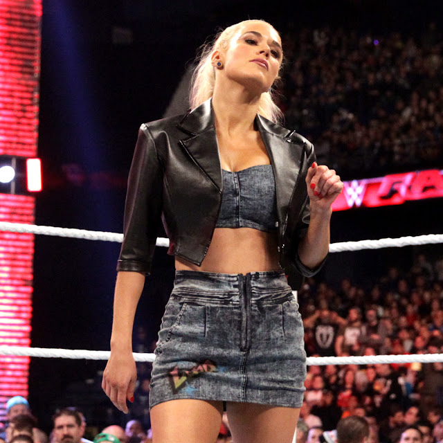 WWE Women - WWE Diva Lana