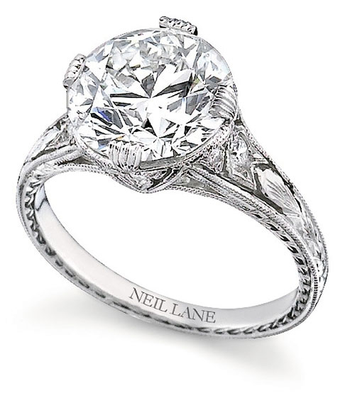 Engagement Rings: Neil Lane Engagement Rings The Most Luxury