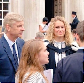 Arsene Wenger, Cambridge University, Graduation, Proud father, News, Sports