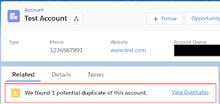 Salesforce | How to Merge Duplicate Accounts & Contacts in