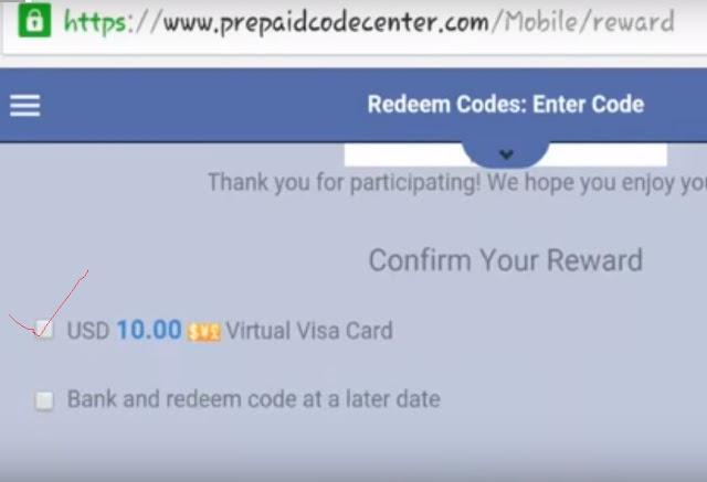 بطاقة فيزا  visa card بالمجان مشحونة 10 دولار تفعيل الباي بال