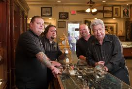 Rick, Richard, Cory and Chumlee's Networth
