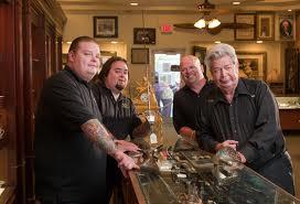 Rick, Richard, Cory and Chumlee's Networth