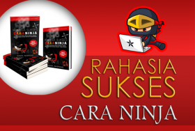 Rahasia Sukses Cara Ninja