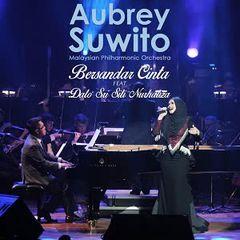 Aubrey Suwito - Bersandar Cinta (feat. Dato Siti Nurhaliza) Mp3