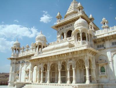 Badal Mahal in Nagaur