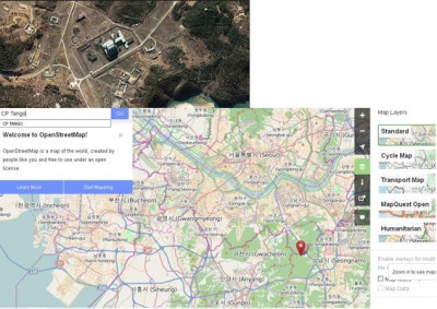 Picu Kontroversi, Bunker Rahasia Milik Korsel Terpapar di Google Earth