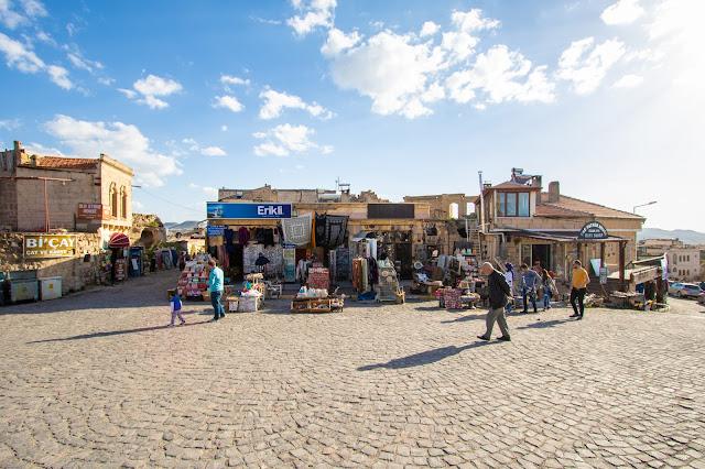 Uchisar (castello)-Cappadocia