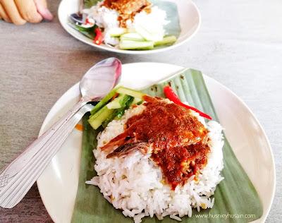 Nasi Dagang Kak Jah Jalan Pasir Panjang, Kuala Terengganu