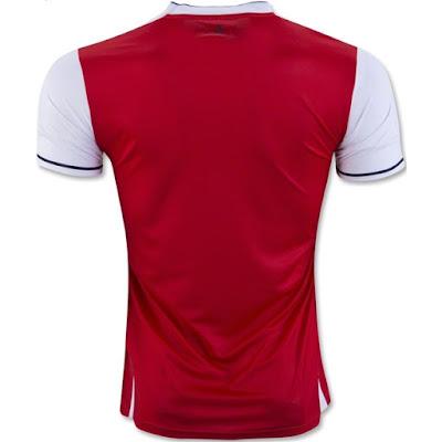 Jual Jersey Bola Arsenal Home 2016/2017 Grade Ori