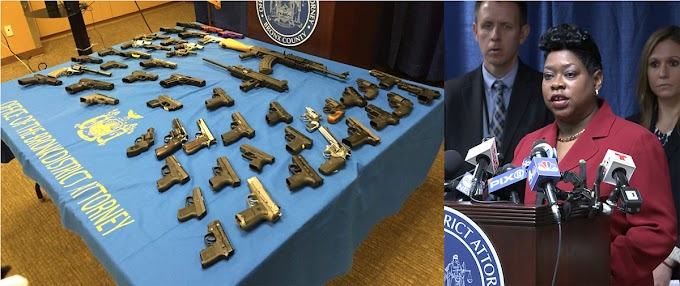 Cuatro dominicanos  acusados por tráfico de armas en varios estados de EEUU; detienen 10