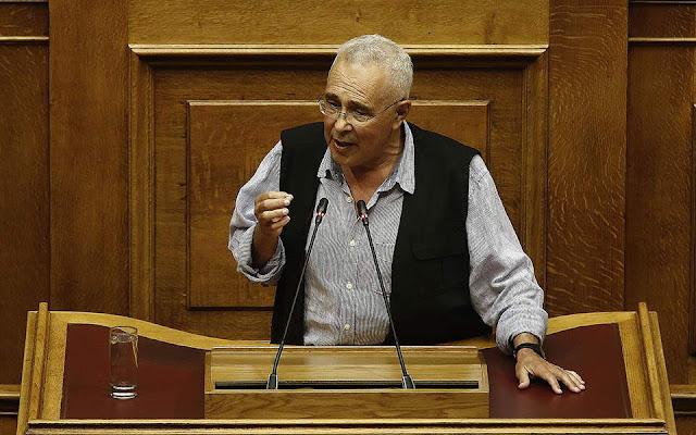 Ζουράρις: Δεν ρίχνω αριστερή κυβέρνηση