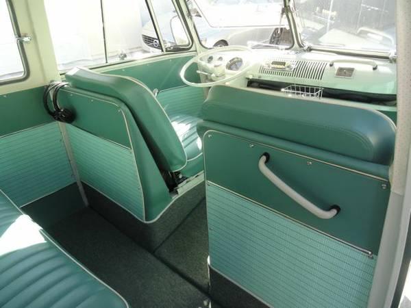 1966 Volkswagen Bus 13 Window Deluxe | VW Bus