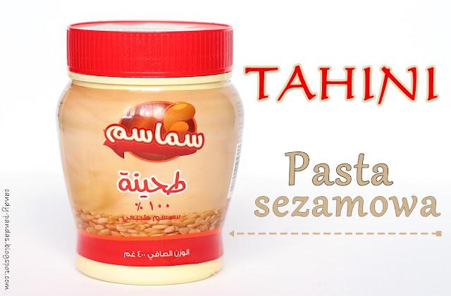 Thini, pasta sezamowa – Samasem (Kuchnie Świata)