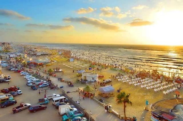شواطئ مصيف رأس البر