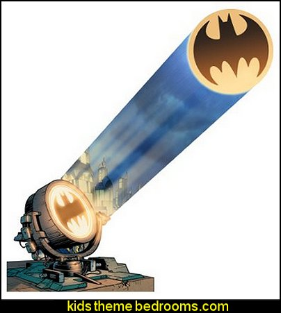 Batman Signal Wall Decal