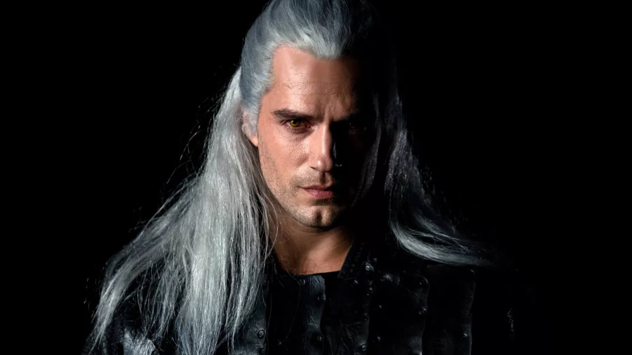 The Witcher Netflix Series First Look OF Henry Cavill