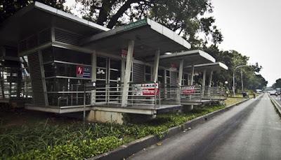 Halte Transjakarta Monumen Nasional (Monas)