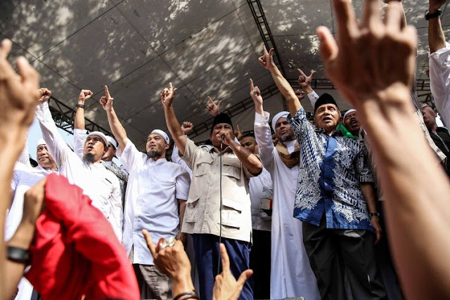 Prabowo Mulai Dikritik Kalangan Sendiri
