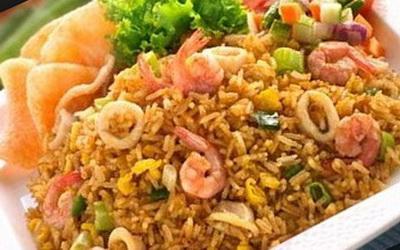 Resep Nasi Goreng Seafood Spesial Sedap, Mudah dan Sederhana