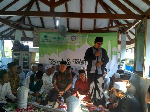 Drs.H. Anashom, M.Hum. ketua tanfidziah PCNU kota Semarang