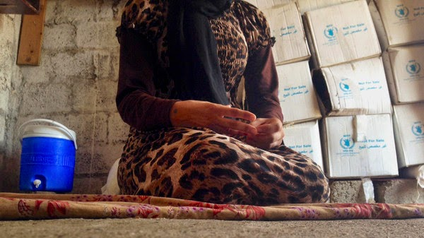 Syria 'adulteress' survives ISIS militant stoning to death