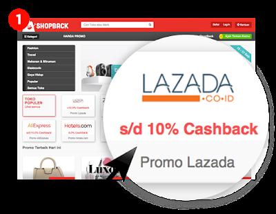 Mau Belanja Online Dapat Cashback?