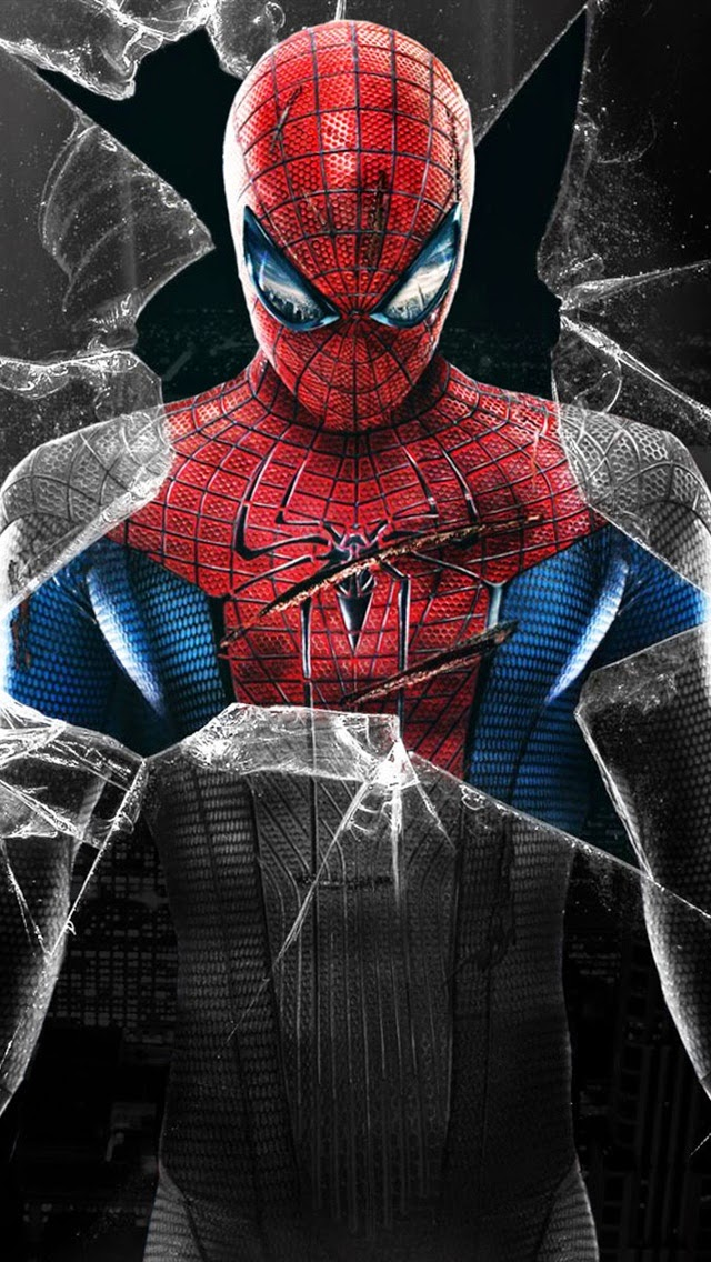 Download wallpaper for iphone android and desktop - Iphone 6 spiderman wallpaper ...