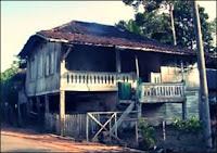 Rumah Adat Kepulauan Bangka Belitung