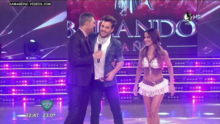 Lourdes Sanchez hot legs brunette damageinc videos HD