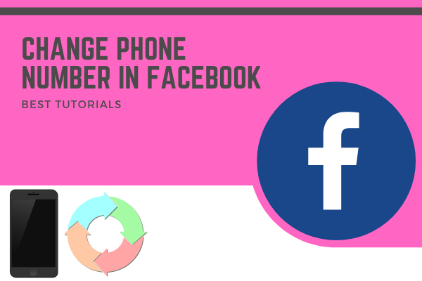 Change Phone Number In Facebook<br/>