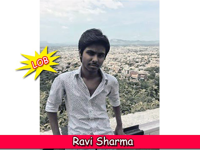 Ravi Sharma from Geeks Gyan