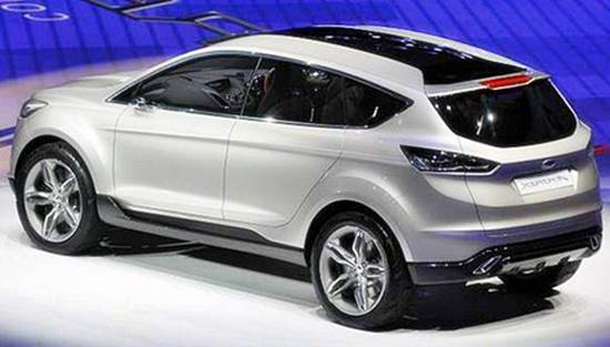 Ford Escape 2018 Concept Review Specs Price