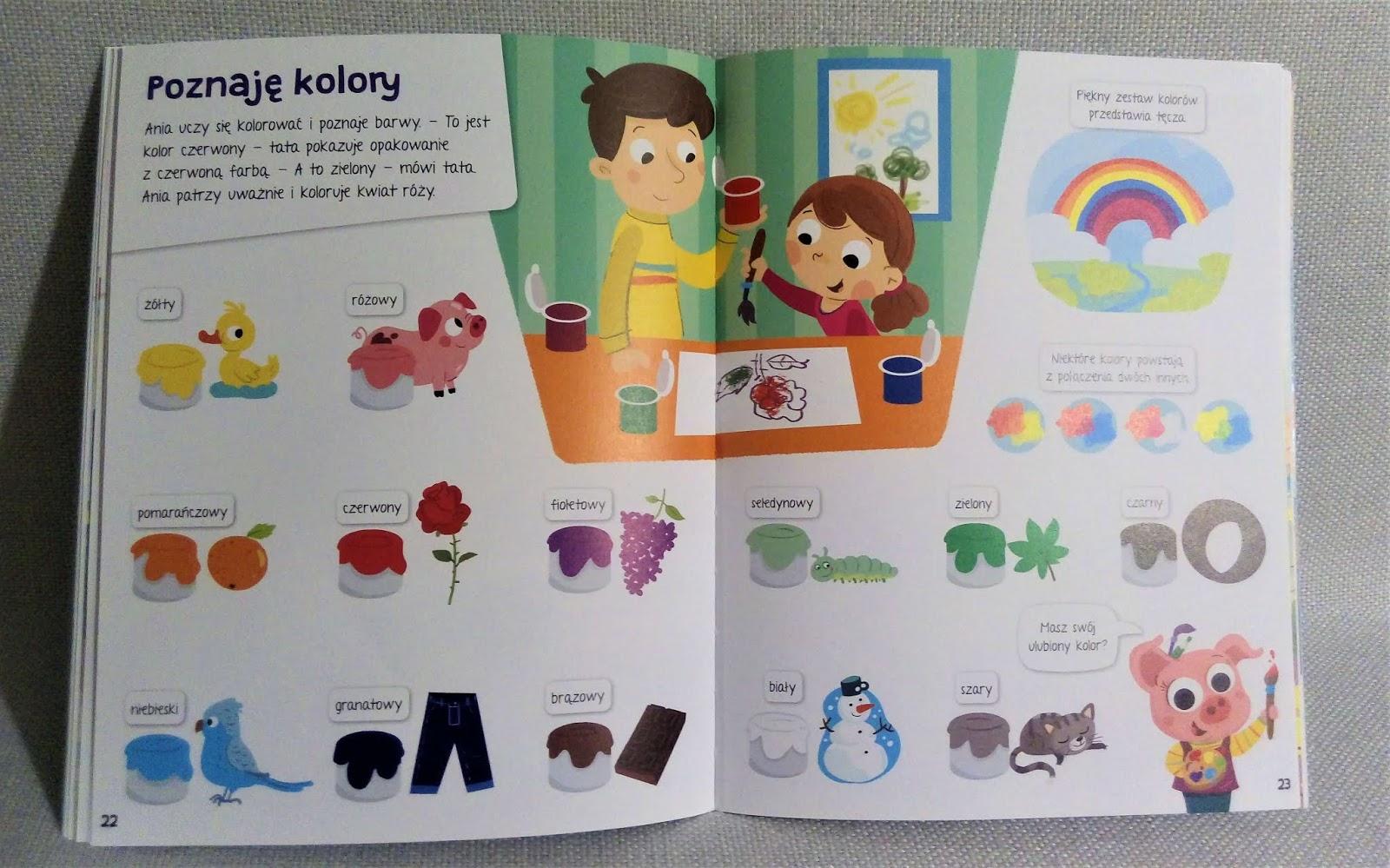 Księga Wiedzy Małego Dziecka Wydawnictwo Aksjomat