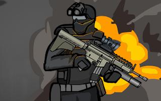 لعبة الحرب السوداء